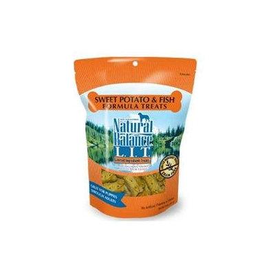 Natural Balance Limited Ingredient Treats - Fish & Sweet Potato Formula