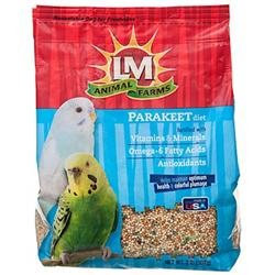 L/M Animal Farms 12215 Lm Parakeet Diet 2 Pound