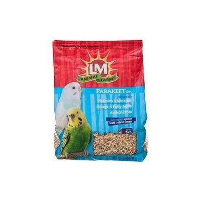 L/M Animal Farms 12215 Lm Parakeet Diet 2 Pound