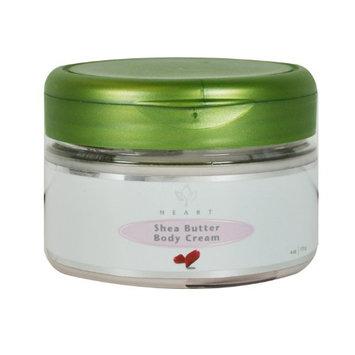 Garden Botanika Heart Shea Butter Body Cream