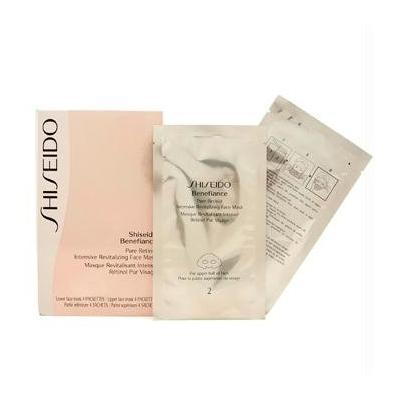 Shiseido Benefiance Pure Retinol Intensive Revitalizing Face Mask 4 Sachets x 4 Patches