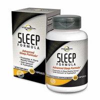 Optim Nutrition Advanced Sleep Formula With Sensoril (120 Caps)