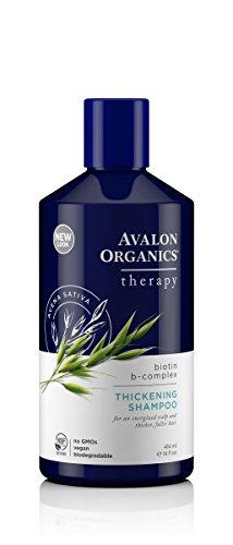 Avalon Organics Thickening Biotin B-Complex Shampoo