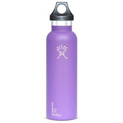 Hydro Flask 21oz. Standard Mouth Insulated Stainless Steel Water Bottle