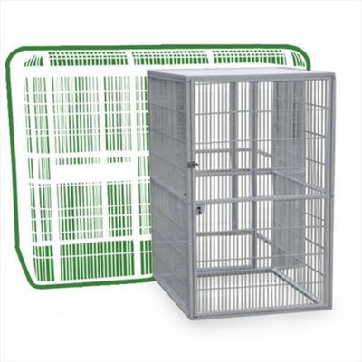 A & E Cage Co A & E Cage WI8662SD Black Side Door for WI8662 Walkin In Aviary