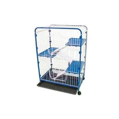 Ware Mfg Pet Indoor Hutch 4 Level