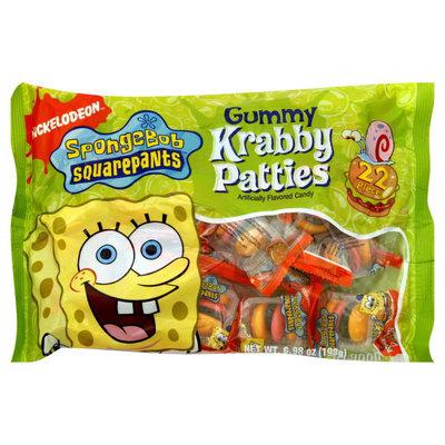 Gummy Krabby Patties Spongebob Squarepants