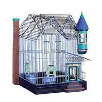 Prevue Pet Products Fetherstone Heights Victorian Bird Cage - Small