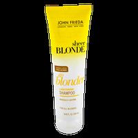 john frieda sheer blonde go blonder lightening shampoo reviews. Black Bedroom Furniture Sets. Home Design Ideas