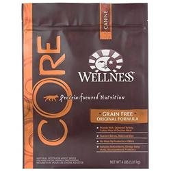 Wellpet Llc Wellpet OM88402 12 lb Dog Dry Wellness Core Original