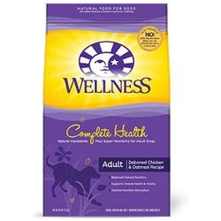 Wellpet Llc Wellpet OM08911 30 lb Dog Wellness Chicken Food