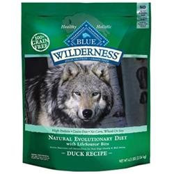 Best Friend Products Corp Blue Buffalo Wilderness Duck Dry Dog Food 4.5lb