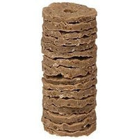 Premier Pet Busy Buddy Gnawhide Rings Dog Treats