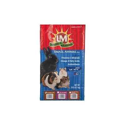L/m Animal Farms LM Animal Farms Guinea Pig Food (20 lbs.)