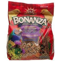 L & M Animal Farms LM Animal Farms Bonanza Gourmet Canary & Finch Food