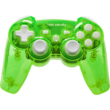 PDP Rock Candy Controller, Neon Green (PS3)