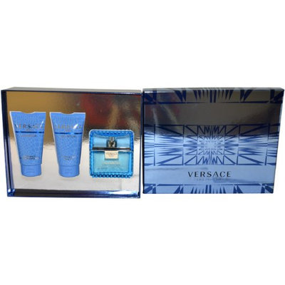 Versace Man Eau Fraiche Guft Set by Versace for Men