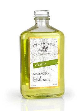 Pre de Provence Deep Moisturizing for Ultimate Relaxation Massage Oil - Verbena
