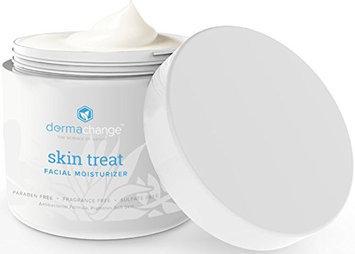 DermaChange Organic Skin Cream - Manuka Honey Face and Body Cream for Eczema