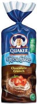 Quaker® Rice Cakes Chocolate Crunch