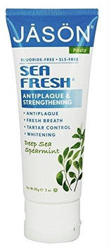Jason Sea Fresh Travel Size Toothpaste