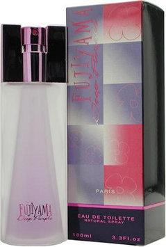 Fujiyama Deep Purple By Succes De Paris for Women Eau De Toilette Spray