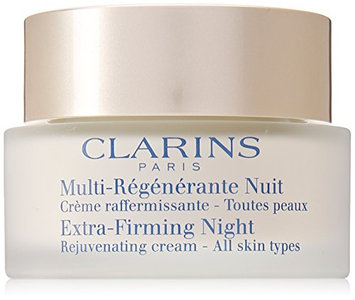 Clarins New Extra-Firming Night Rejuvenating Cream for All Skin Types