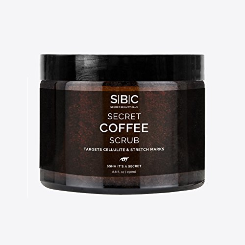 Coffee Scrub - Anti Cellulite