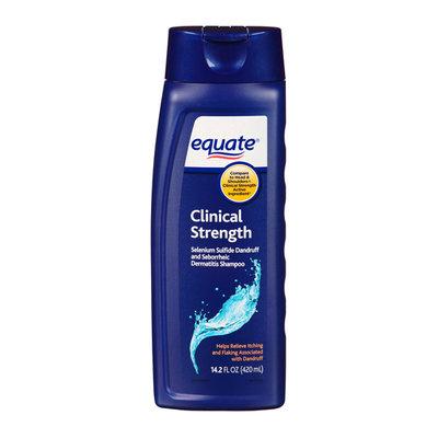 Equate Clinical Strength Shampoo