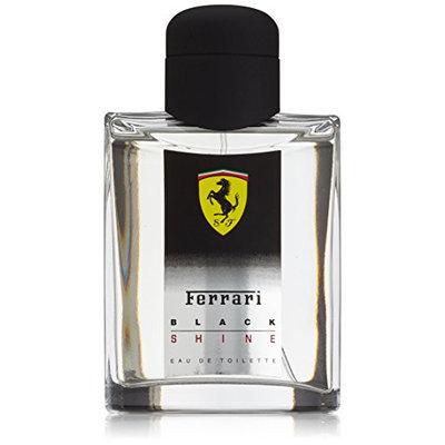 Ferrari Black Shine Men Eau De Toilette Spray by Ferrari