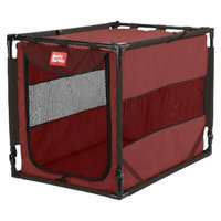 Sportpet Portable Kennel - Red (Large 36