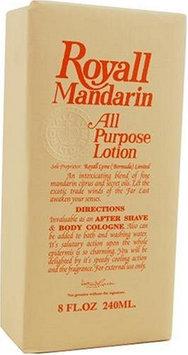 Royall Mandarin Orange For Men. Aftershave Lotion Cologne 8 Ounces