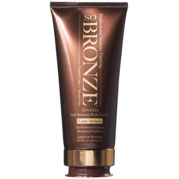 Hempz So Bronze Light/Medium Sunless Body Lotion