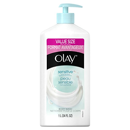 Olay Ultra Moisture Sensitive Body Wash