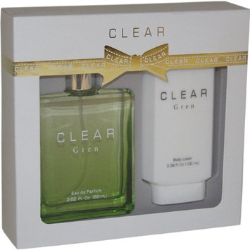 Intercity Beauty Company Clear Gift Set for Women