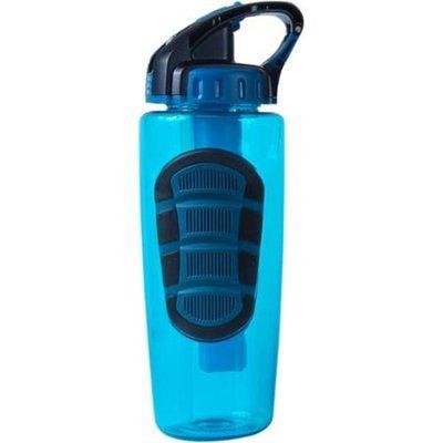 Cool Gear 32-Ounce Sahara Bottle, Blue