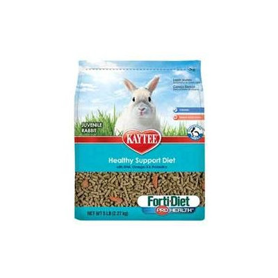 Kaytee Products Inc - Forti Diet Prohealth Juvenile Rabbit 5 Pound