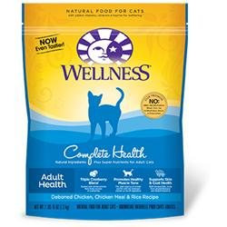 Old Mother Hubbard Wellness Complete Health Adult Dry Cat Chicken 3 lbs