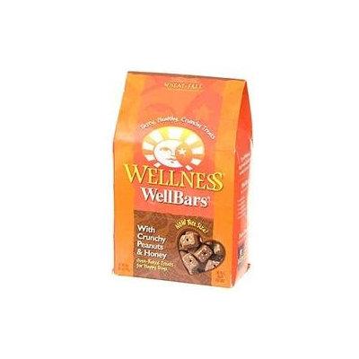 Wellpet Llc Wellness WellBars Peanuts & Honey 20oz Box Dog Treats