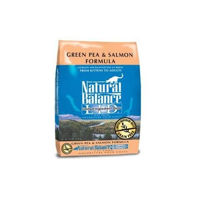Natural Balance Limited Ingredient Diets - green pea & Salmon