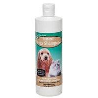 American Animal Health NaturVet Herbal Flea Shampoo-16 oz-Shampoo