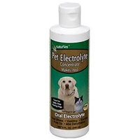NaturVet Pet Electrolyte Concentrate Hydration Supplement for Pets