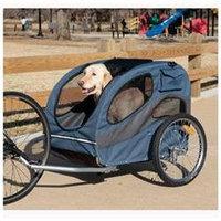 Solvit 62341 HoundAbout Pet Bicycle Trailer Large