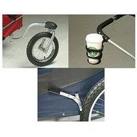 Solvit HoundAbout 62343 Bicycle Trailer Pet Stroller Kit - Large