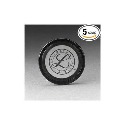 Mabis 13-554-020 Littmann Master Cardiology Tunable Diaphragm and Rim Assembly - Black