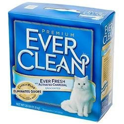 Clorox Co Ever Clean Activated Charcoal 25 Pounds - 71227/71228