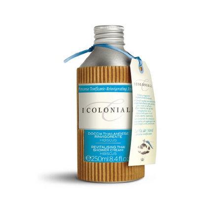 I Coloniali Revitalizing Thai Shower Cream with Hibiscus