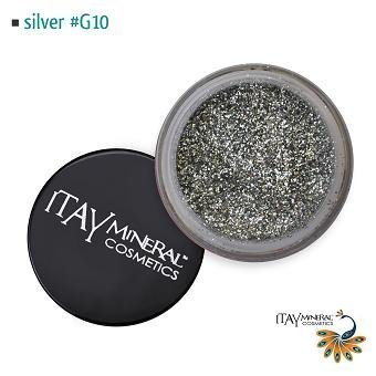 Itay mineral cosmetics Face & Body Glitter Color