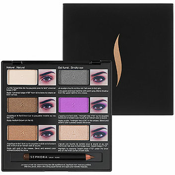 SEPHORA COLLECTION Pro Lesson Palette