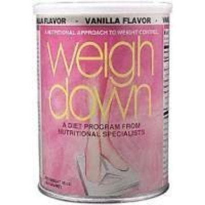 Weigh Down, Vanilla - 16 oz,(Lewis Lab)